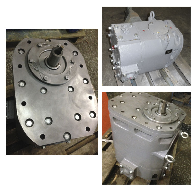 Пневмомотор К30МФ